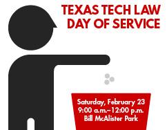 TTU Law Day of Service