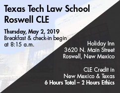 Tech Law Roswell CLE